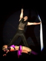 foto duo Katrin&Zako - air silks act